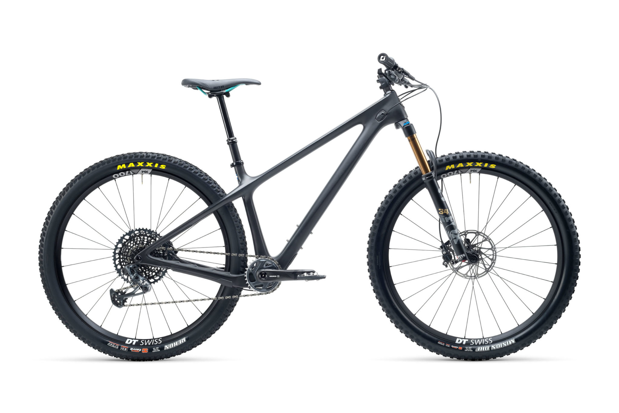 2021 YetiCycles ARC T2 Black scaled