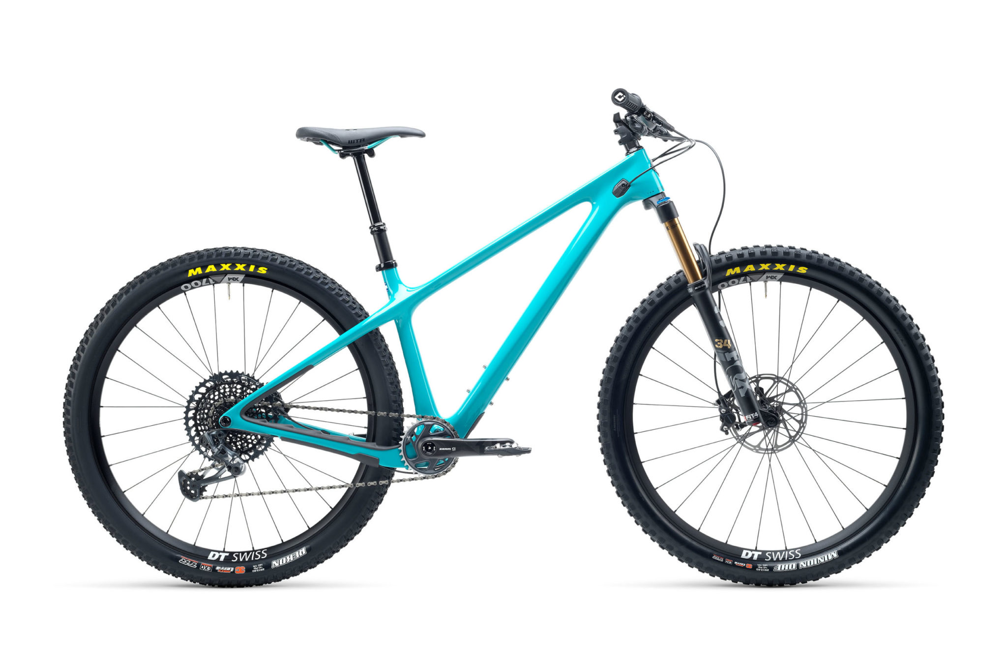 2021 YetiCycles ARC T2 Turq scaled
