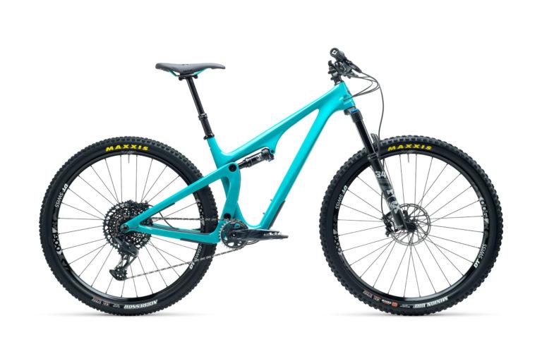 2021 YetiCycles SB115 C2 Turquoise