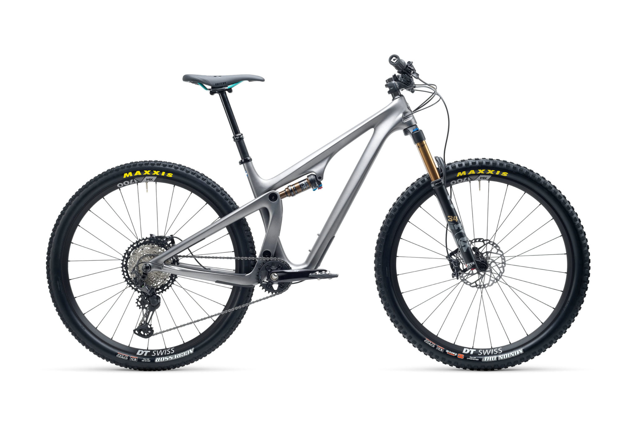2021 YetiCycles SB115 T1 Anthracite scaled