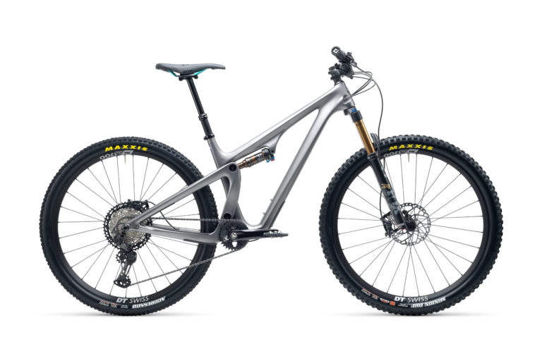 2021 YetiCycles SB115 T1 Anthracite