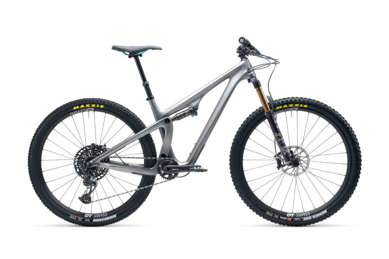 2021 YetiCycles SB115 T2 Anthracite