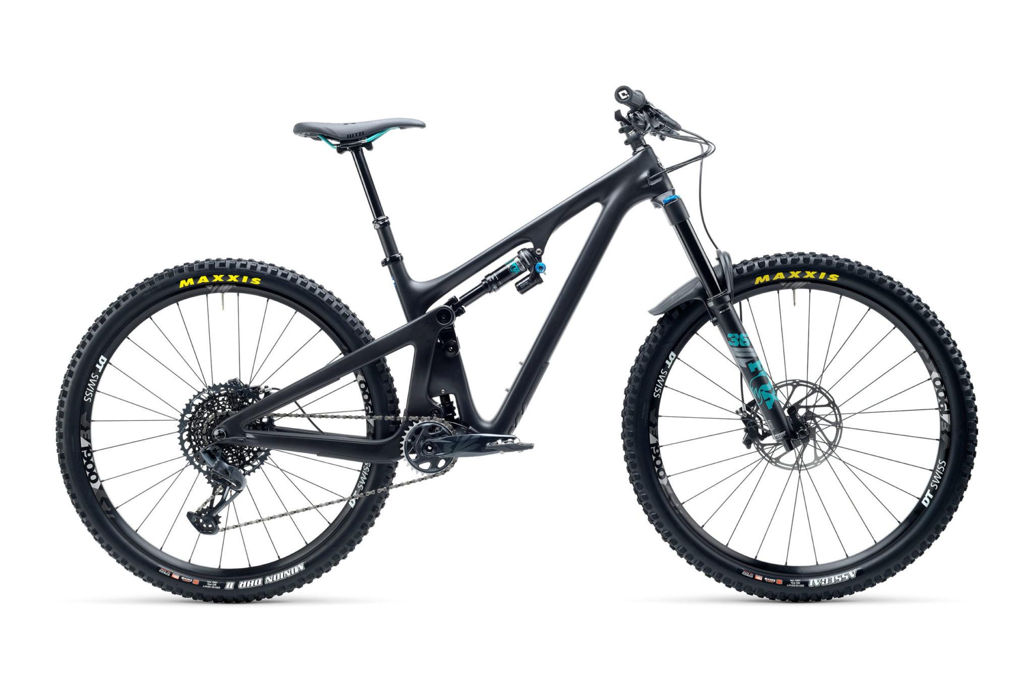 2021 YetiCycles SB130LR C Black scaled
