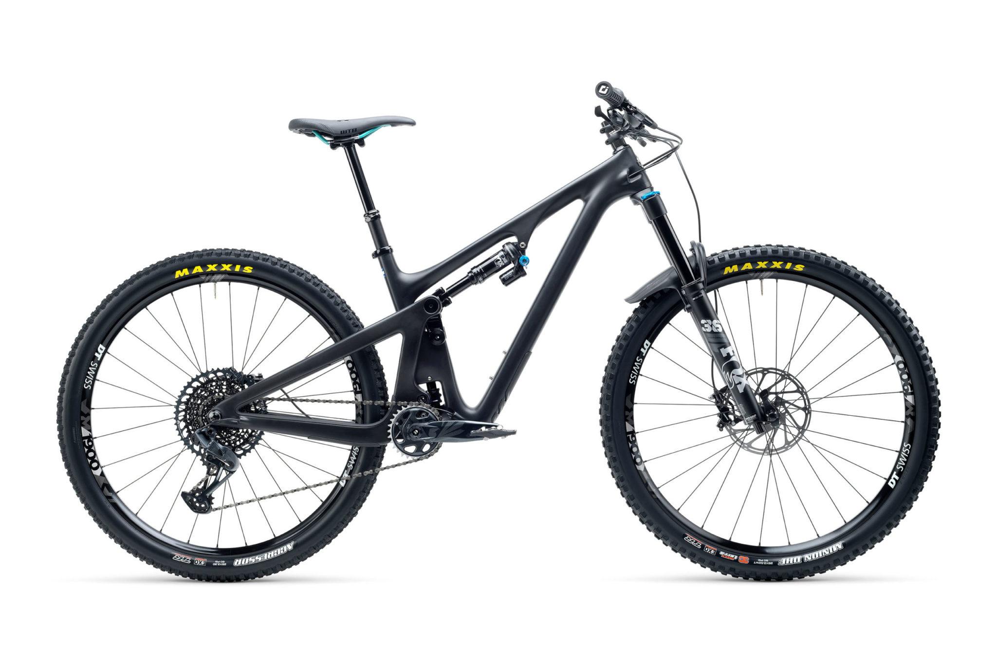 2021 YetiCycles SB130 C2 Black scaled