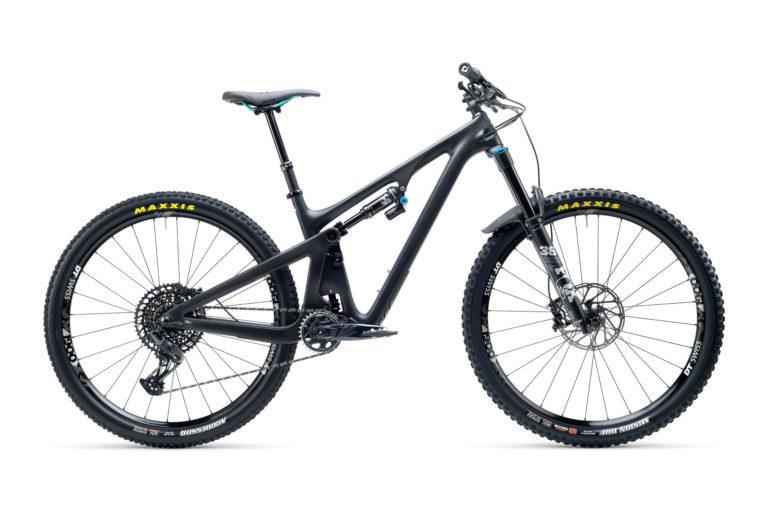 2021 YetiCycles SB130 C2 Black