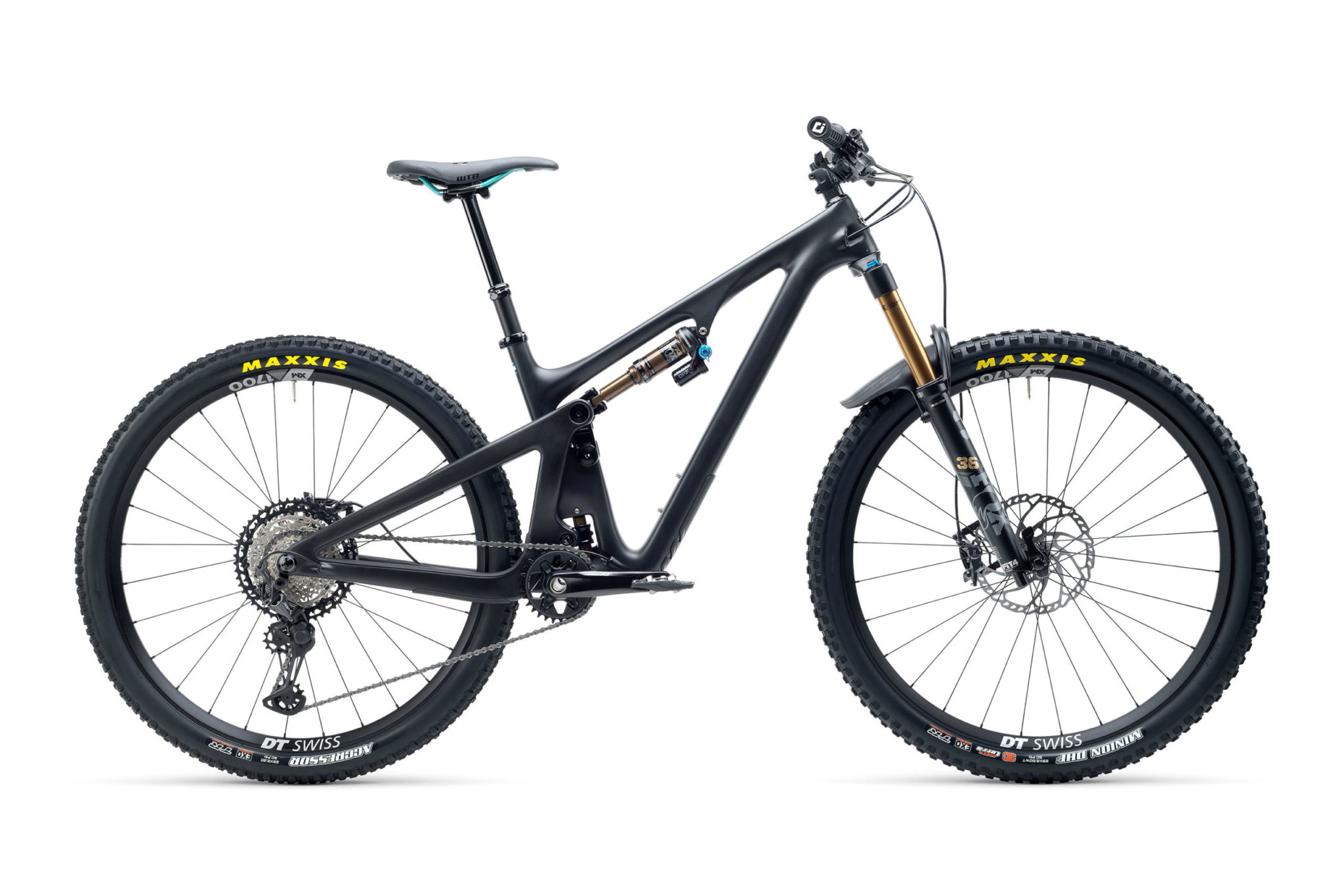 2021 YetiCycles SB130 T1 Black scaled