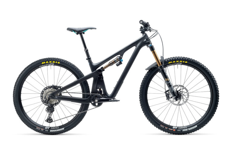 2021 YetiCycles SB130 T1 Black