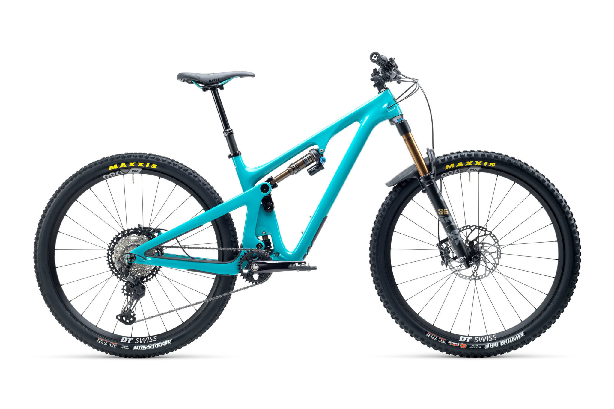 2021 YetiCycles SB130 T1 Turq scaled