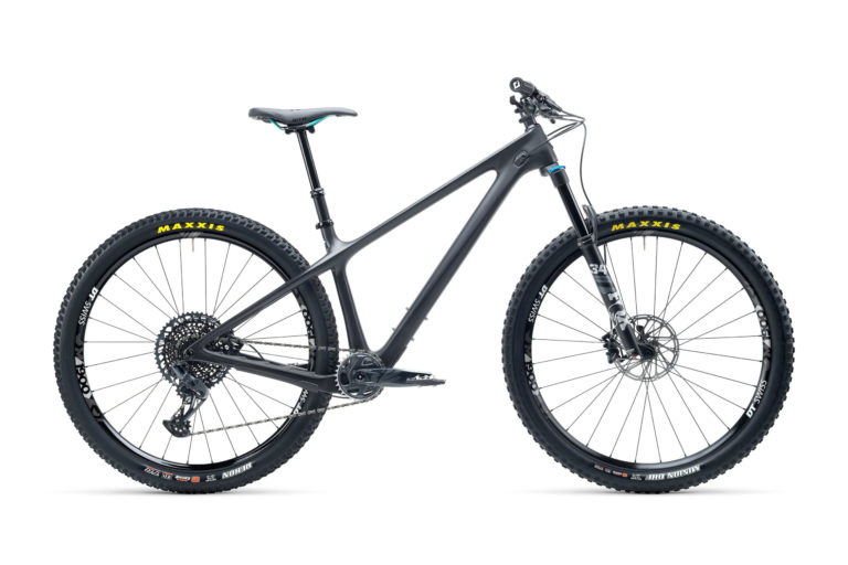 2021 YetiCycles ARC C2 Black