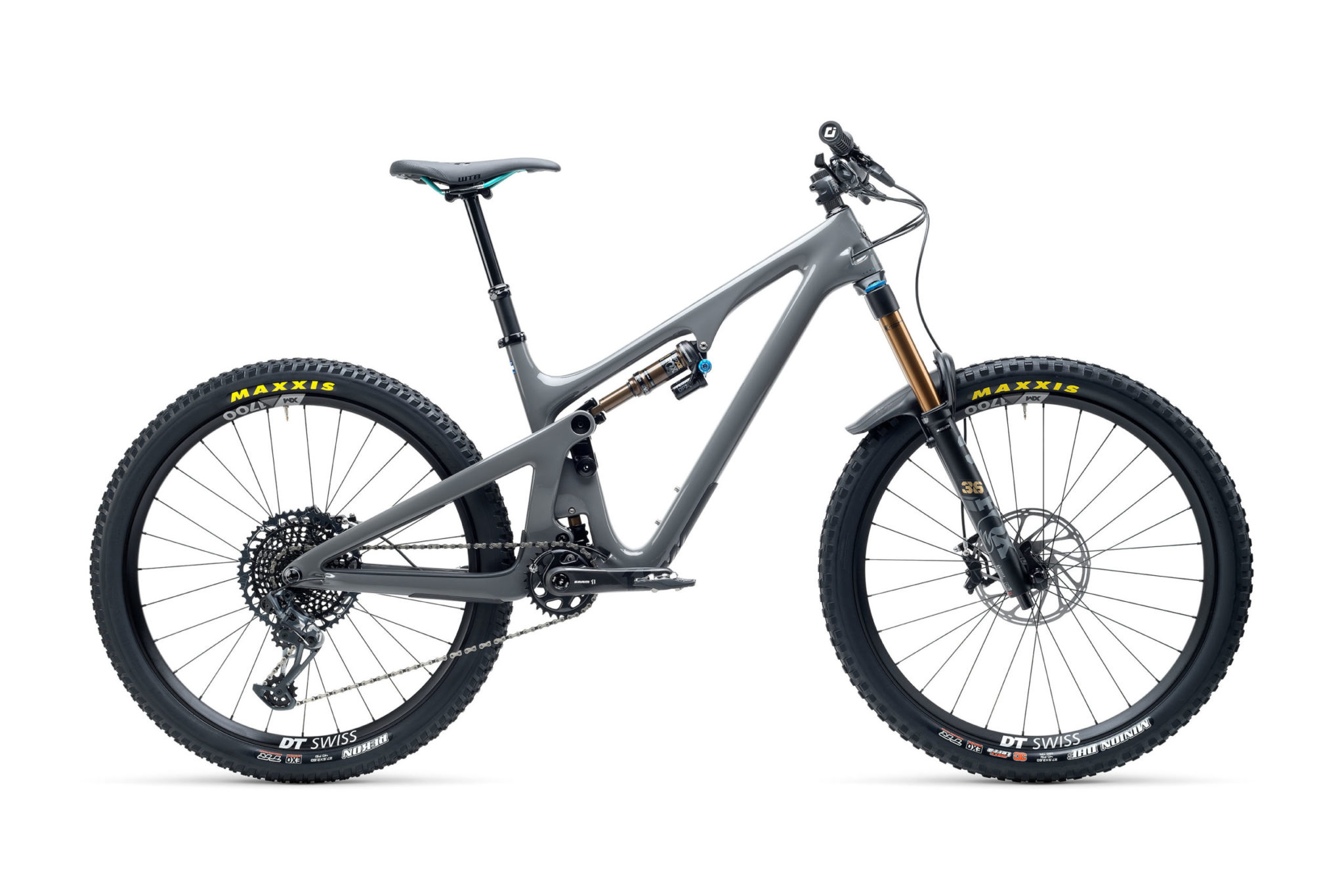 2021 YetiCycles SB140 T2 Smoke scaled
