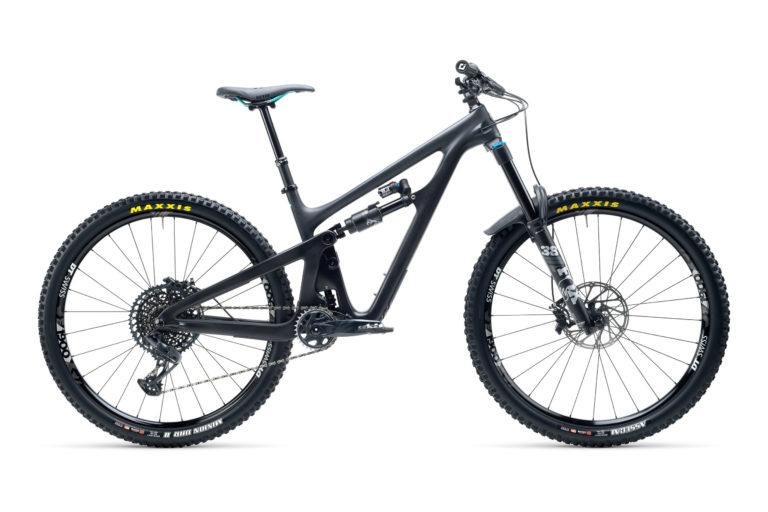 2021 YetiCycles SB150 C2 Black
