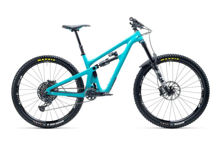 2021 YetiCycles SB150 C2 Turq