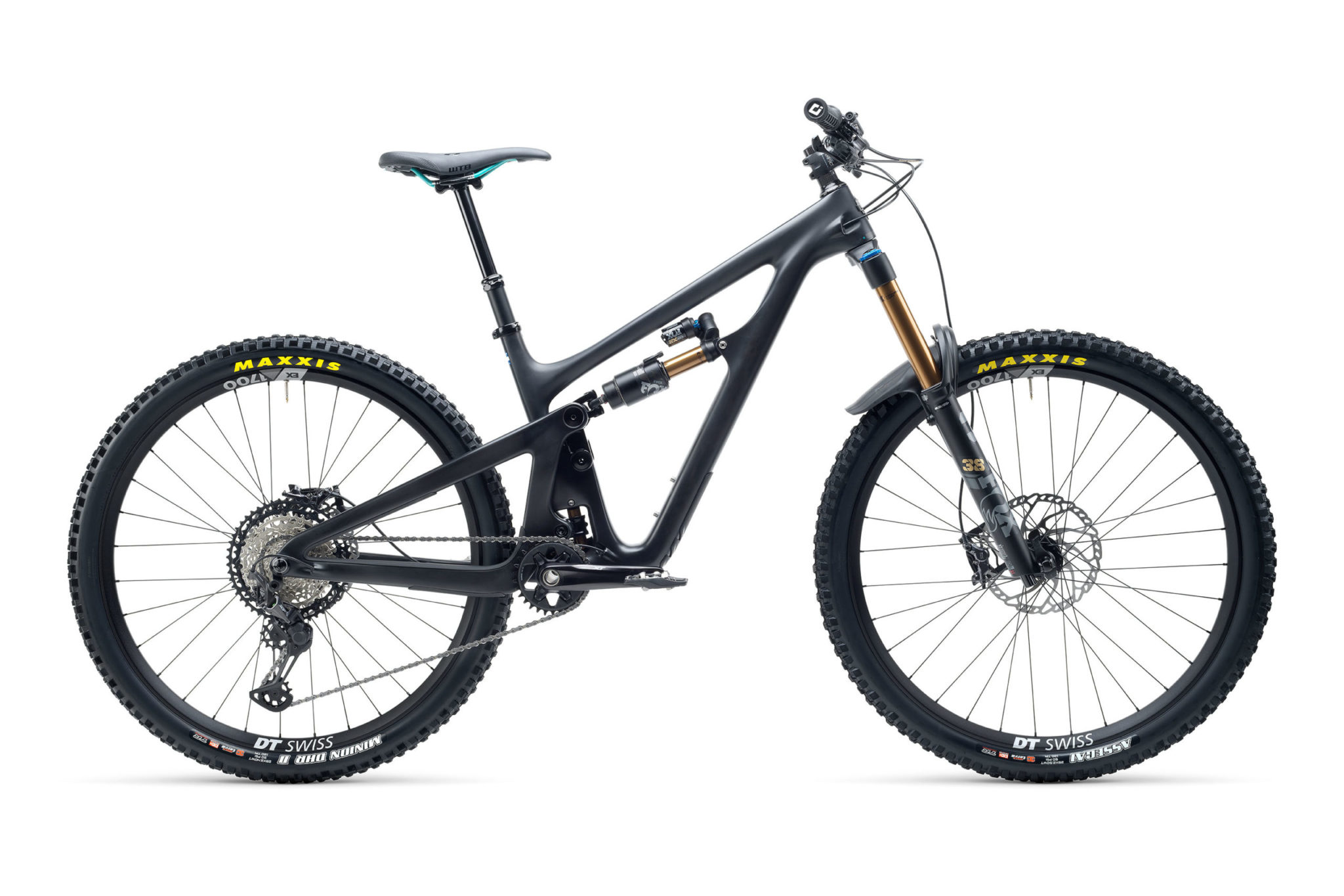 2021 YetiCycles SB150 T1 Black scaled