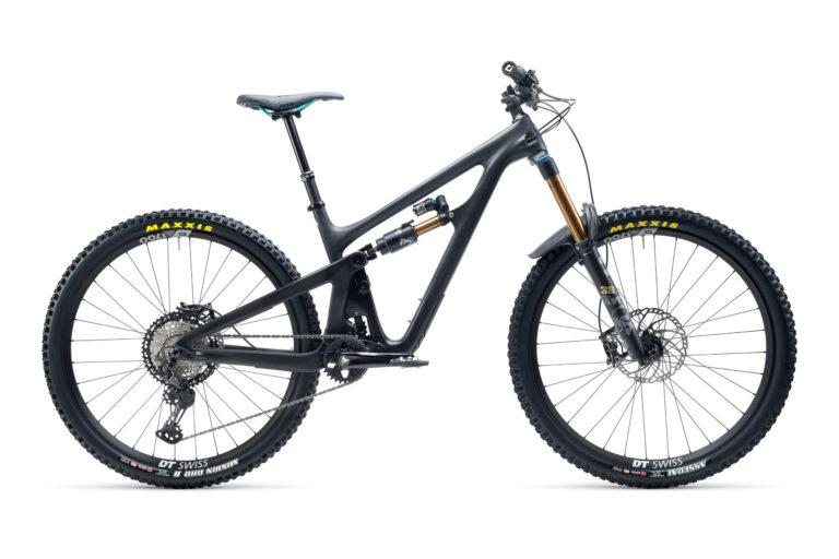 2021 YetiCycles SB150 T1 Black