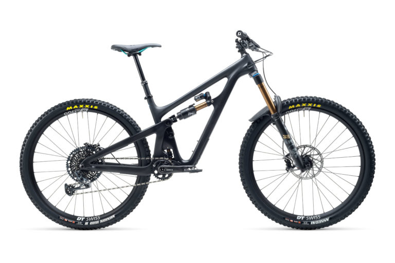 2021 YetiCycles SB150 T2 Black
