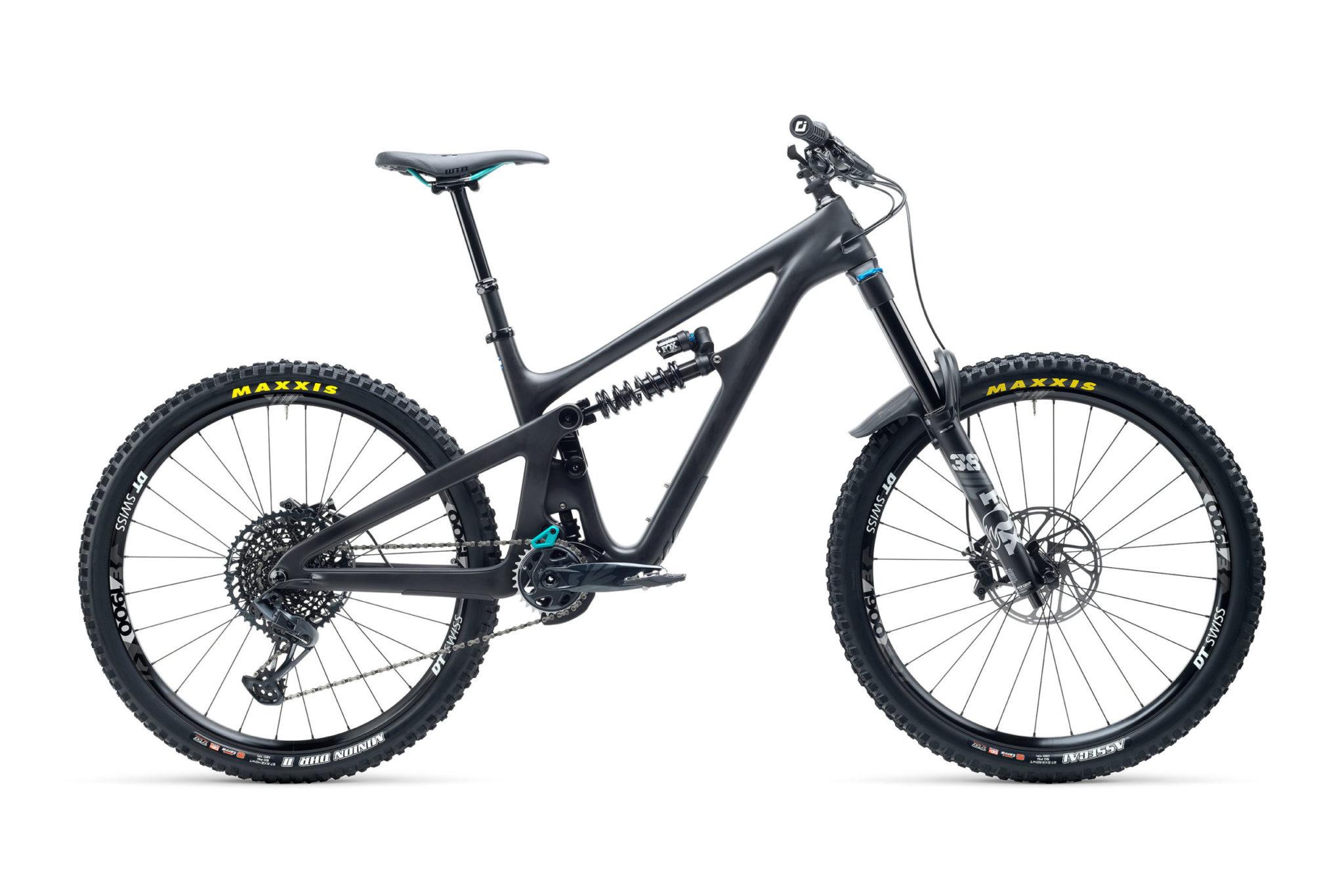 2021 YetiCycles SB165 C2 Black scaled