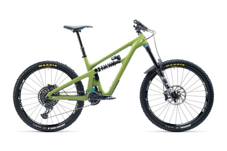 2021 YetiCycles SB165 C2 Moss