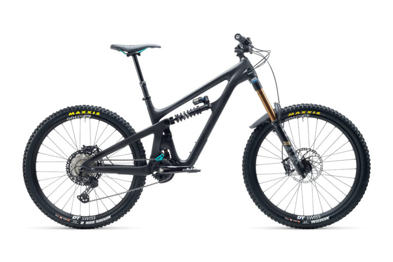 2021 YetiCycles SB165 T1 Black