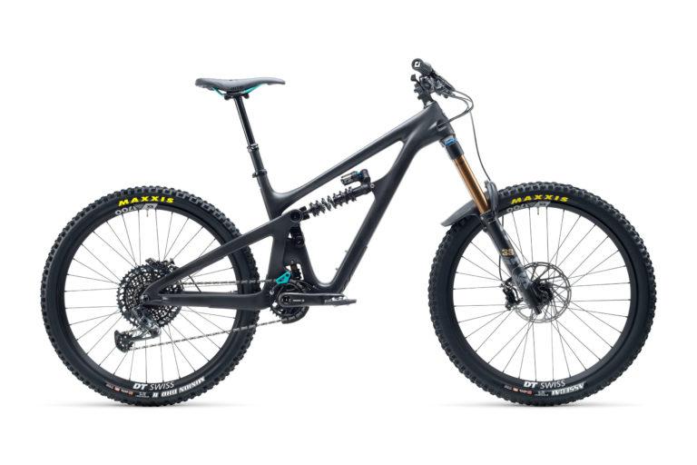 2021 YetiCycles SB165 T2 Black